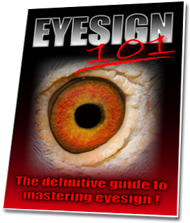 Fast Action Bonus #6 : EyeSign 101